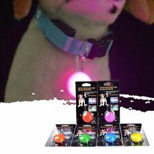 Dog Cat Pet Collar LED Light,Clip-On Pet Dog Lights for Collars,Waterproof#TA