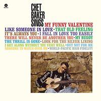 Chet Baker - Sings LP Vinyle Wax Time Records