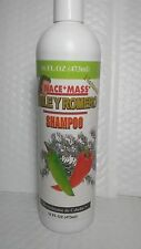 SHAMPOO NACE MASS CHILE Y ROMERO 16 FL OZ   UNISEX ALL NATURAL INGREDIENTS
