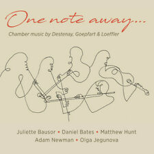 One Note Away [New CD]