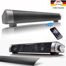 TV Heimkino Soundbar Bluetooth Soundbar Lautsprecher Eingebauter Subwoofer USB