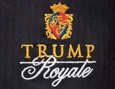 "NEW Donald Trump ""Trump Royale"" Wrinkle Free Jacquard Shirt Large"