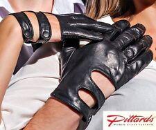 Damen-Handschuhe & -Fäustlinge mit kurzer/Handgelenk-Länge aus Leder