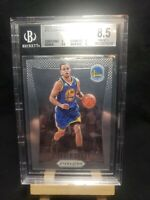 2012-13 Panini Prizm Stephen Curry #72 BGS 8.5 Warriors Low Pop