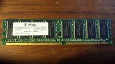 Infineon DDR, 333, cl2.5 SDRAMModules - 256 MB (32Mx64) PC2700u-25330-a0