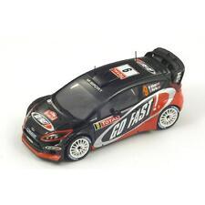 1/43 FORD FIESTA RS WRC M Sport vai veloce! Monte Carlo Rally 2012 Matthew Wilson