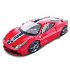 Véhicules miniatures argenté pour Ferrari 1:18