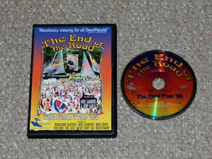 Grateful Dead - End of the Road: The Final Tour '95 DVD 2005 Jerry Garcia