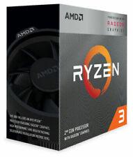 New listing Amd Ryzen 3 3200G - 3.6Ghz Quad Core (Yd3200C5Fhbox) Processor