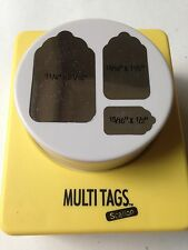 McGill Multi Scallop Tags Punch (98100)- NEW