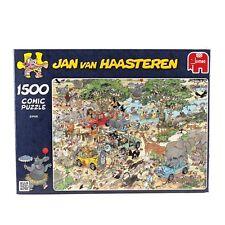 Jan van Haasteren - Safari Jigsaw Puzzle (1500 Pieces) New Jumbo Games