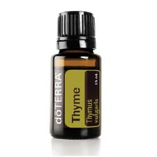 doTERRA THYME Pure Essential Oil 15ml Topical Internal use Cooking