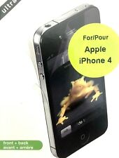 WRAPSOL front+back  protection for iPhone 4/4s