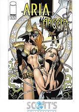 Aria Angela  #1   NM   (Image)   Jones Cover