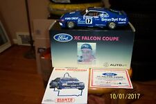 1:18 DieCast BIANTE MADE BY AUTO ART '78 XC FALCON COUPE D. JOHNSON RARE AND MIB