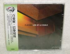 Placebo Live At La Cigale Taiwan CD w/OBI