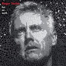 FUN ON EARTH ROGER TAYLOR AUDIO CD