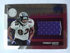 2011 Panini Certified Torrey Smith Baltimore Ravens Maryland 185/499 - Jersey