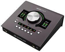 Universal Audio Apollo Twin MkII Solo  Desktop 2x6 Thunderbolt Audio Interface w