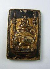Phra Benjapakee somdej wat rakang Thai Amulet Buddha jewelry Pendant Talisman