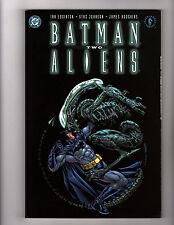 Batman/Aliens Two #nn (2003, DC/Dark Horse) VF OOP TPB Collects Mini-Series