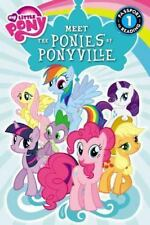 My Little Pony: Meet the Ponies of Ponyville (Paperback or Softback)