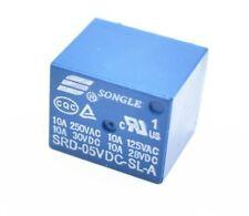 Rele' relays 5V DC 10A 250V AC 4 pin - Elettronica Arduino