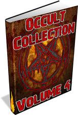 RARE OCCULT BOOKS Vol 4 DVD - Tantra, Mediumship, Spiritualism, Parapsychology