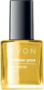 Avon Nailwear Pro+ Nail Enamel Polish : Saucy - NEW!