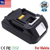 For Makita BL1815 18 Volt 3.0Ah Compact Li-Ion Battery BL1815N BL1820 BL1830 LXT