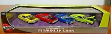 Hot Wheels 30th Anniversary of '71 Muscle Cars (4 car box set) MINT SEALED 🔥🔥