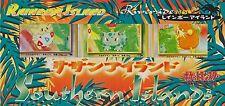 New Pocket Monsters (Pokemon) Cards - Southern Islands Rainbow Riverside