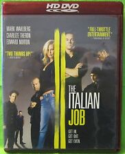 The Italian Job HD-DVD