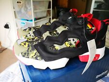 NEW Reebok x Solebox Insta Pump Fury Camo UK9.5 US10.5 20th Anniversary