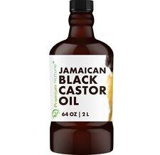 Pure Jamaican Black Castor Oil For Hair Growth 64OZ
