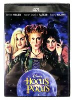 Hocus Pocus (NEW DVD, 25th Anniversary Edition) Sealed Disney