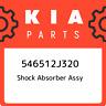 546512J320 Kia Shock absorber assy 546512J320, New Genuine OEM Part