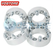 4 2 Wheel Spacers Adapters 6x55 Fits Chevy Silverado 1500 Suburban Gmc Truck