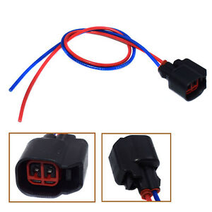 NEW Fuel Injector Harness Connector Pigtail For Ford Lincoln Mercury Jeep 1P1344