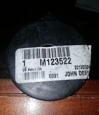 JOHN DEERE GENUINE PARTS BLADE WASHER  PART # M123522