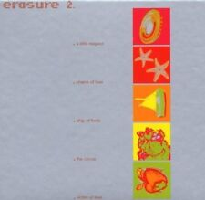 ERASURE SINGLES BOX SET 2