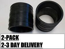 TWO EXHAUST HOSE VOLVO PENTA OMC 3852696 4.3 5.0 5.7 upper coupler rubber bellow