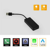 Wireless USB Dongle Apple Carplay Mirror Link For Android Car Stereo GPS Player