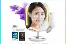 Smart Mirror HiMirror Mini Skin Analysis Facial Skin Care Led Makeup Light alexa