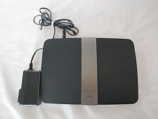 Linksys N900 WI-Fi Dual Pand  Wireless Router with USB Ports