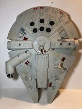 "Vintage Star Wars Millennium Falcon Very Large 28"" by 20"" possible store display"