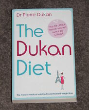 Book by Dr PIerre Dukan - The Dukan Diet: French medical solution to weight loss