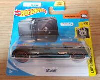 2018 Hot Wheels Zoom In - Experimotors - GoPro Hero Session 5 - short card!