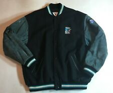 WOW 90s PORT POWER Logo Football Club Bomber Varsity Jacket SANFL 2XL