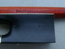 """Geigen - Bogen mit BRANDSTEMPEL """"H.R. PFRETZSCHNER"""""""